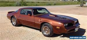 1978 Pontiac For Sale 1978 Pontiac Trans Am For Sale In Canada