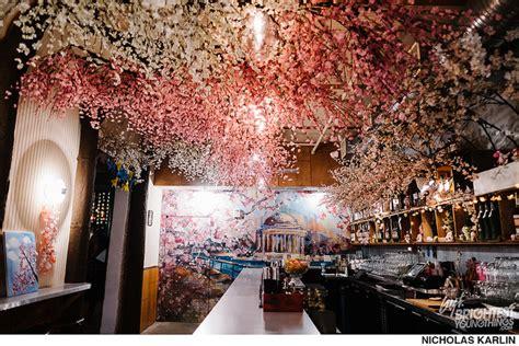 pop a top bar cherry blossom everything