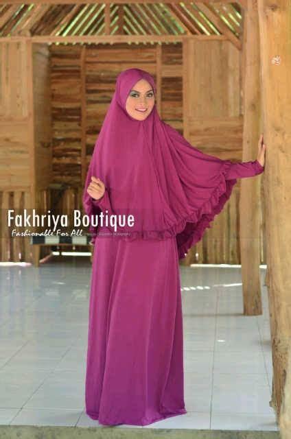 Baju Gamis Maxi Princess Green aini collection baju muslim gamis modern