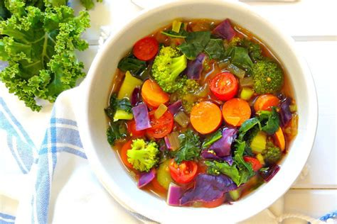 Cleansing Detox Soup by Healthy Vegetarian Soup Recipes