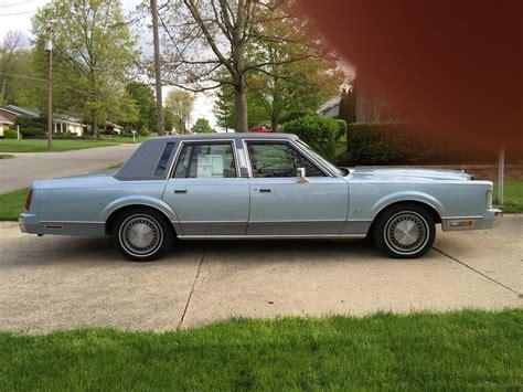 Town Car by 1988 Lincoln Town Car For Sale 1926262 Hemmings Motor News