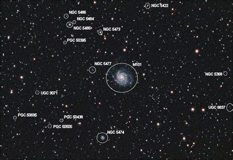 surrounding galaxies