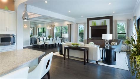 modern great room modern great room with crown molding by hudson