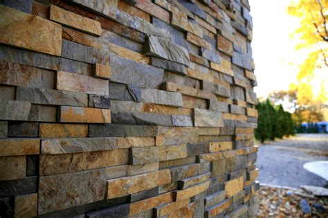 Fireplace Roof Caps by Stone Veneers Magic Masonry