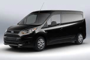 Connected Cars Ford 2015 Ford Transit Connect New Car Review Autotrader