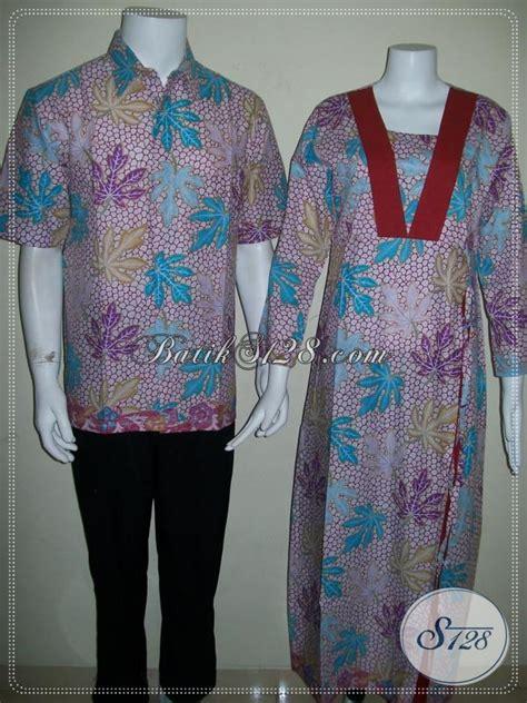 Baju Batik Mariana Sepasang Dress Wanita Kemeja Pria 1 batik sepasang murah pria wanita sarimbit modern sr036p