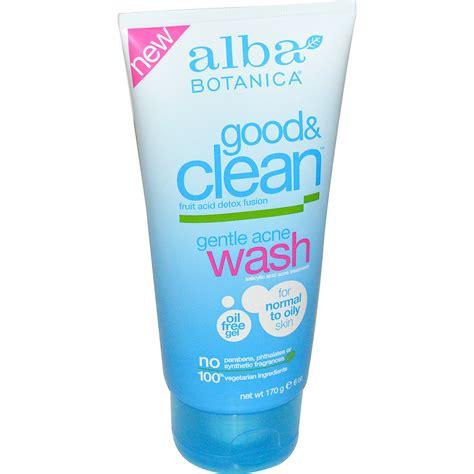 Botanica Acne Wash alba botanica clean gentle acne wash 6 oz 170 g