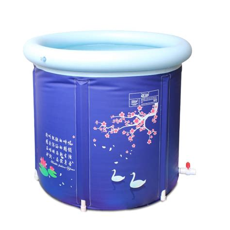 bathtub sauna increased folding bathtub sauna bath barrel inflatable