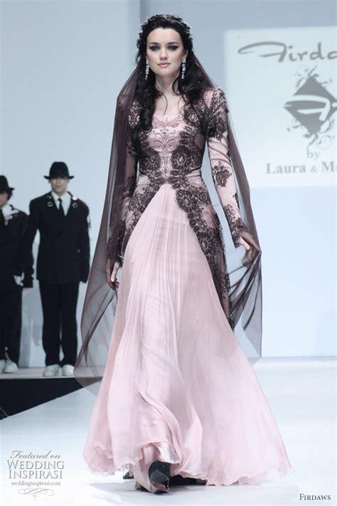 wedding gowns from firdaws by medni wedding inspirasi