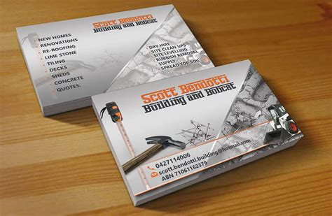 design business cards at home business card design for melissa moulton by hardcore design design 3954171