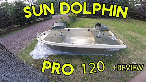 pelican boats for sale craigslist sun dolphin pro 120 review youtube