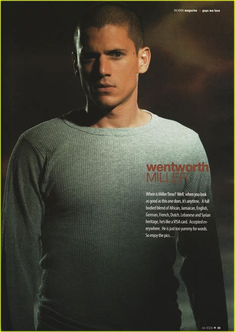 wentworth miller tattoos sized photo of wentworth miller 18 photo