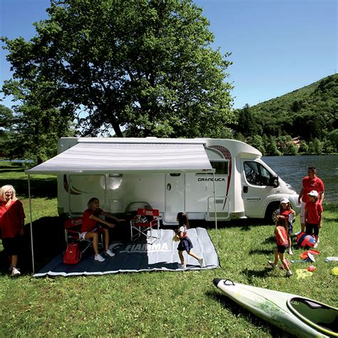 Fiamma Awning F45 Accessories by Fiamma F45 S 350 Deluxe Grey Awning