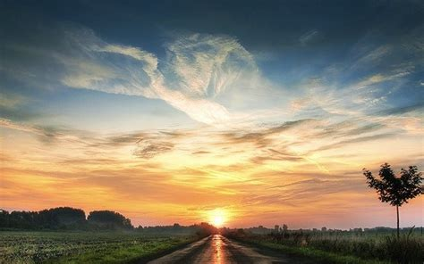 hamba allah foto langit   indah kebesaran illahi