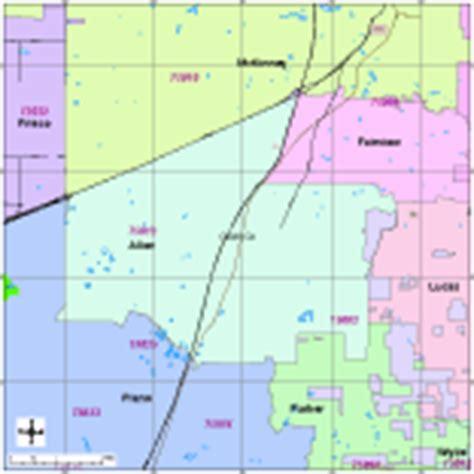 allen texas zip code map allen digital vector maps editable illustrator pdf vector map of allen
