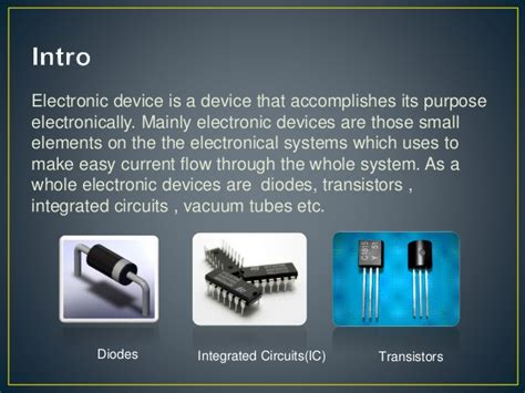 uses and importance of inductors in electronics importance of electric device knowledge in computer science education