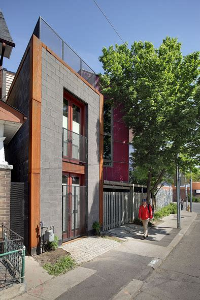 six cool and contemporary house exteriors toronto and six cool and contemporary house exteriors chatelaine