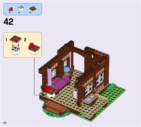 lego adventure c tree house 41122 friends