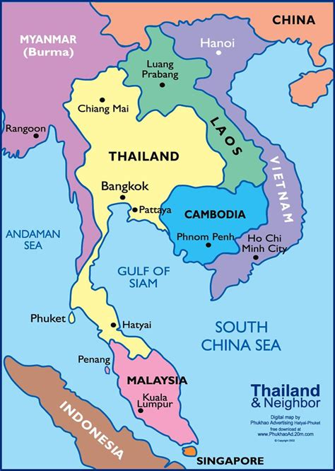 map of south east asia cambodia source it cook it eat it