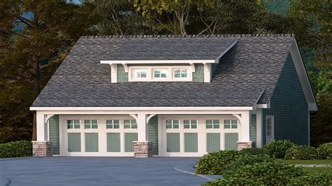 House Plans With Detached Garages by Craftsman Style Detached Garage Plans House Plans With