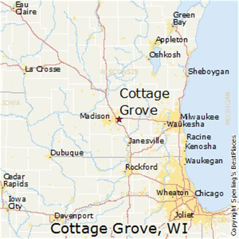 cottage grove map best places to live in cottage grove wisconsin