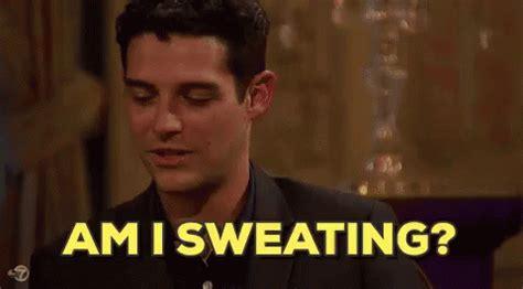 Sweaty Meme - popular nervous gif sweating nervous sweat discover