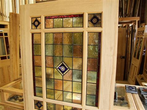 Stained Glass Interior Doors Stained Glass Interior Vestibule Door Stained Glass Doors Company