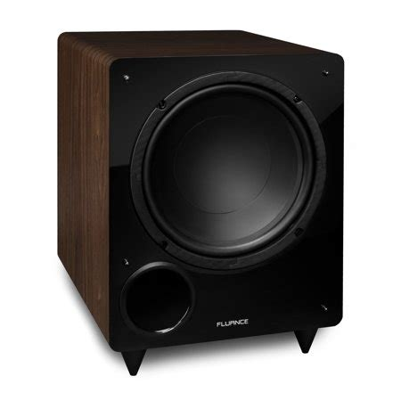 fluance dbw    frequency powered subwoofer