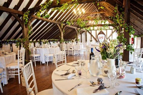 wedding venues east 2 blackstock barn