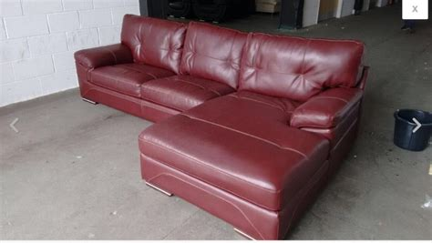 deep red sofa 163 1700 luxury deep red leather corner sofa we deliver uk