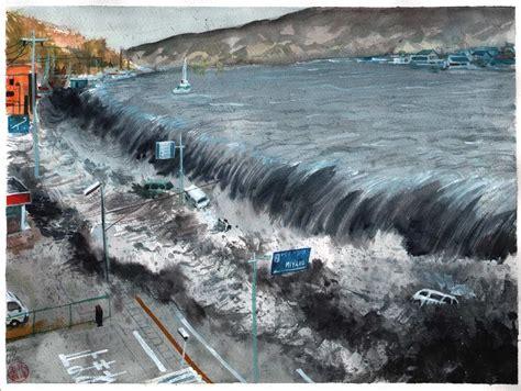 imagenes tsunami en japon 2011 tsunami japon