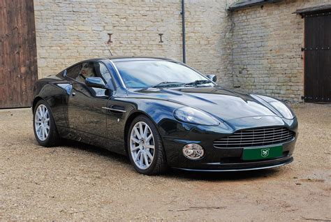 Aston Martin Vanquish Used by Used 2007 Aston Martin Vanquish V12 S For Sale In