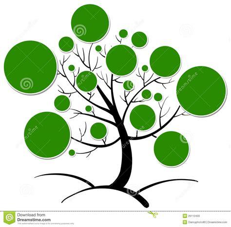 clipart alberi clipart dell albero illustrazione vettoriale