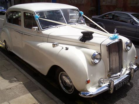 Wedding Car Liverpool princess vintage wedding car available for hire in