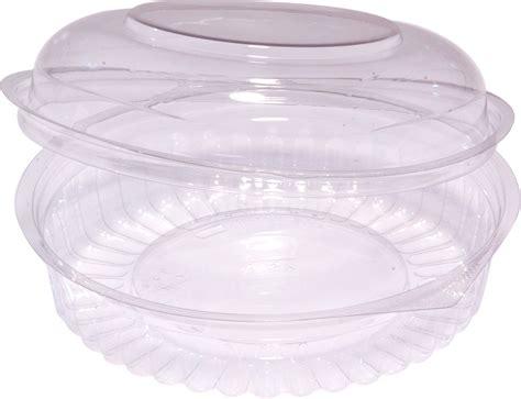 Sho Clear Botol 20oz dome lid sho bowl 175x70mm ctn of 150 bsb20dl
