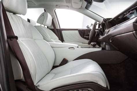 lexus ls interior 2018 lexus ls 500h to bow in geneva automobile magazine