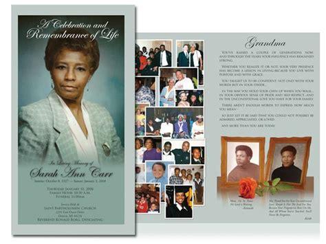 Obituary Design Obituary Design And Layout Using Photoshop And Indesign Obituary Design Funeral Program Template Indesign