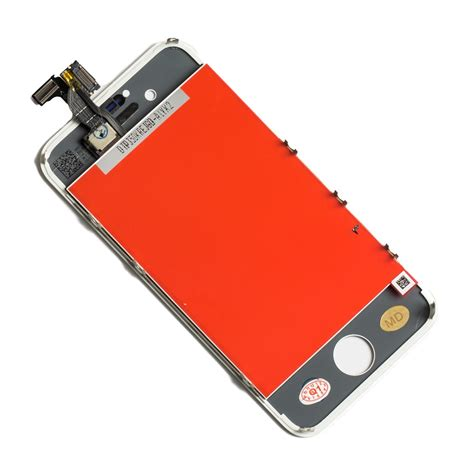 Lcd Iphone 4s lcd digitizer frame assembly for iphone 4s white