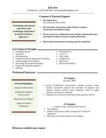 resume template for mac free free resume templates