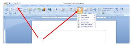 format nomor halaman skripsi tips memberikan nomor halaman makalah skripsi tesis anda