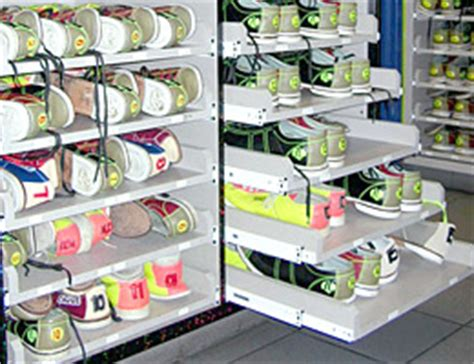 Bowling Alley Shoe Rack by Commercial Cabinets Office Furniture Restaurant Bar
