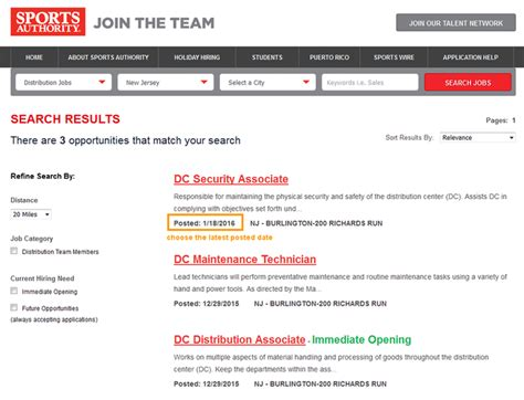 printable job application for sports authority sports authority application online voyeur rooms