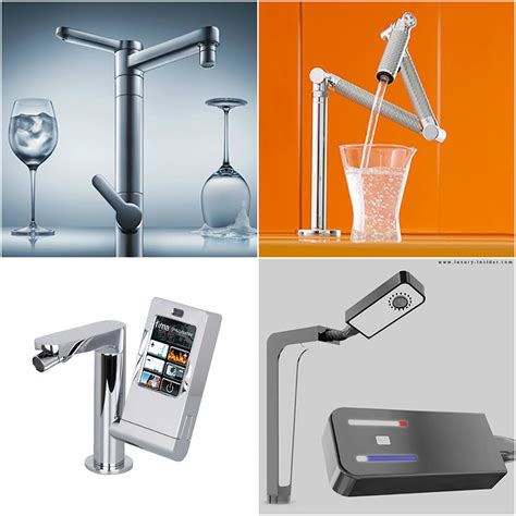 Hi Tech Kitchen Faucet by High Tech Kitchen Sink Faucets