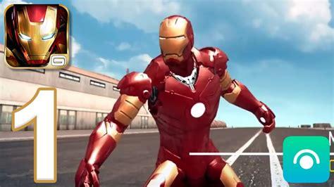 iron man official game gameplay walkthrough part