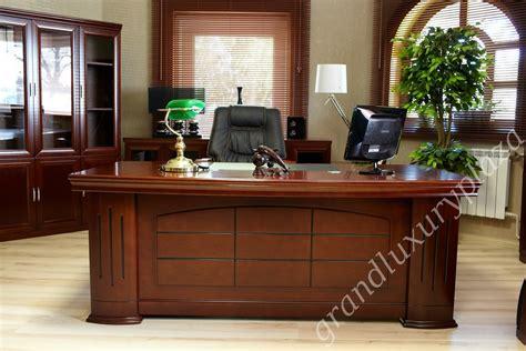 scrivanie studio scrivania tavolo ufficio studio presidenziale direzionale