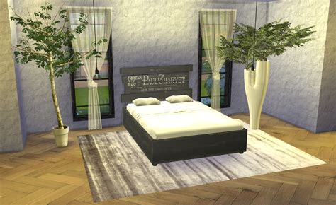 make your own bed my sims 4 blog ts2 build your own bed conversion by ilona