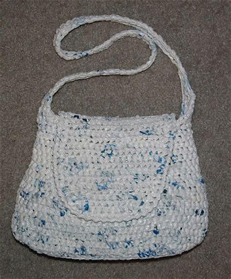 pattern crochet plastic bags crochet plastic bag purse patterns free crochet patterns