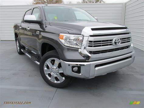 2015 Toyota Tundra 1794 2015 Toyota Tundra 1794 Edition Crewmax 4x4 In Magnetic