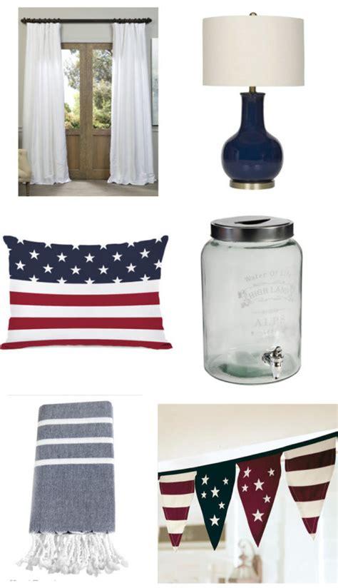 patriotic decor for home patriotic decor