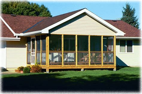 3 season porches 3 season porch cost screen porches sted concrete